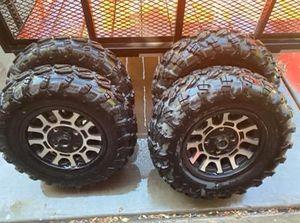 2020 1000X-4 Fox Live Tires for Sale in Gilbert, AZ