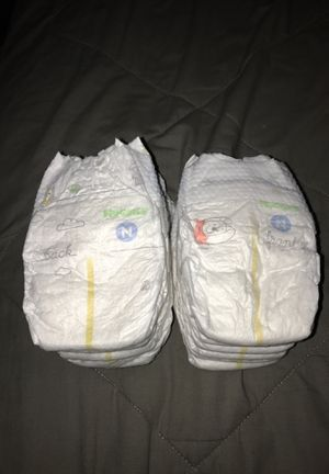 Newborn diapers for Sale in Tacoma, WA