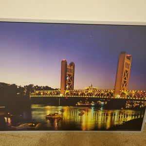 Sacramento West Sacramento Bridge Picture for Sale in Sacramento, CA