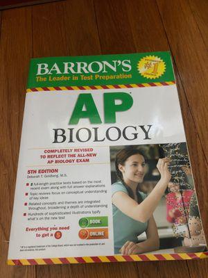 AP test prep book for Sale in Swampscott, MA