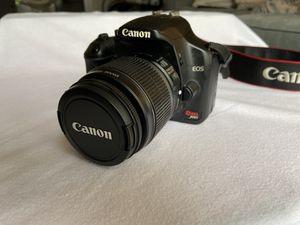 Canon EOS Rebel XSi DSLR Camera for Sale in Beverly Hills, MI