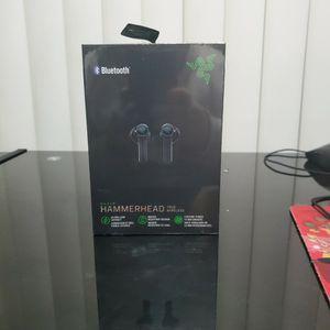 Razer Hammerhead True Wireless Earbuds Never Opened, New In Box for Sale in Phoenix, AZ