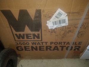 Generator 3500 w for Sale in Avon Park, FL