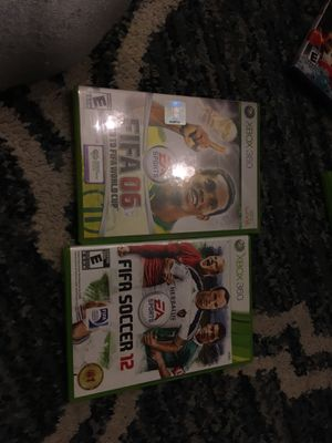 xbox 360 fifa games for Sale in Fort Belvoir, VA