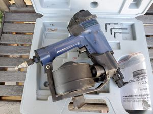 Central Pneumatic Roofing Nail Gun / Nailer for Sale in Rancho Cucamonga, CA
