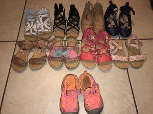 Toddler Shoes Bundle Size 7 for Sale in Avondale, AZ