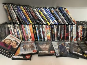 Tons of dvds 50 bucks of the whole lot of dvds for Sale in Glendale, CA