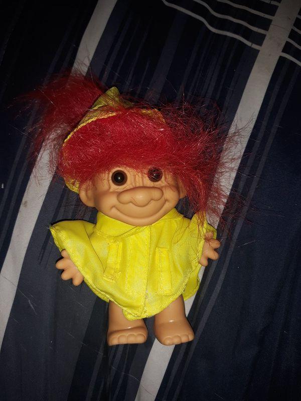 Russ troll 18355 rain coat