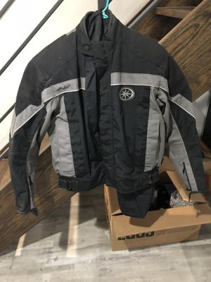 Yamaha Snowmobile/Motorcycle Jacket for Sale in Chicago, IL