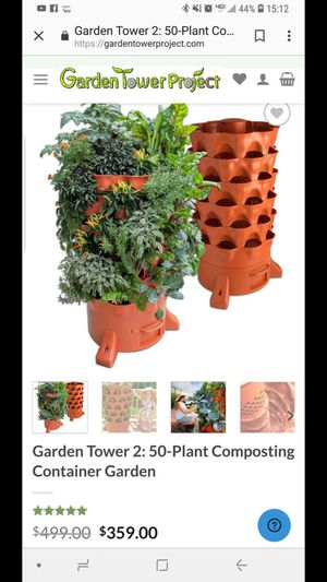 Tower garden for Sale in San Jose, CA