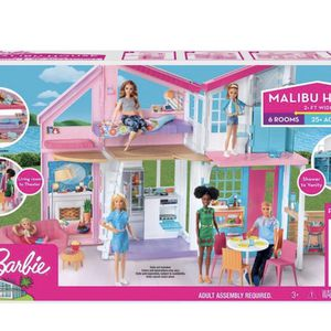 Barbie Estate Malibu House Playset for Sale in Paramount, CA