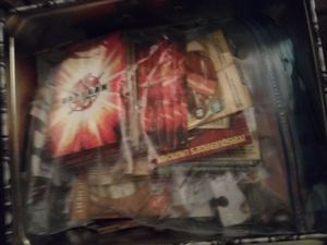 Bakugan cards and toys for Sale in Fresno, CA
