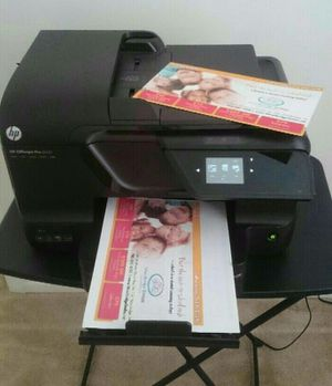 Black HP Printer Scan Copier for Sale in Fairfax, VA