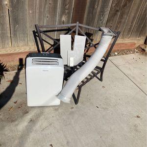 Hisense Portable AC With Remote for Sale in Modesto, CA