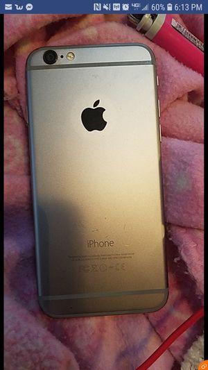 Iphone 6 unlocked 64gb for Sale in Kennewick, WA