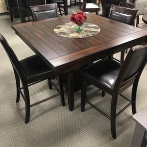 """""""FIRE SALE"""" 5-PC Pub Height Breakfast Kitchen Table Set for Sale in Austin, TX"""