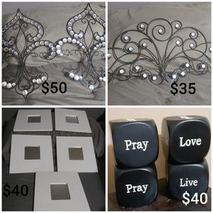 New Decor regular $165 now $130 for all for Sale in Mesa, AZ