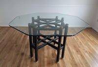 Antique octagon dining table for Sale in Houston, TX