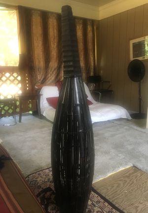 Black living room decor for Sale in Fuquay-Varina, NC