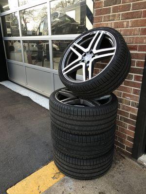 "Mercedes 20"" Wheels for Sale in Schaumburg, IL"