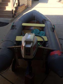 Honda 100 Outboard for Sale in La Crescenta-Montrose,  CA