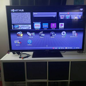 Samsung 55 Inch Tv for Sale in Port Richey, FL