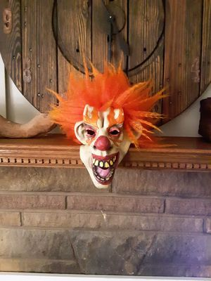 Clown mask for Sale in Columbus, OH