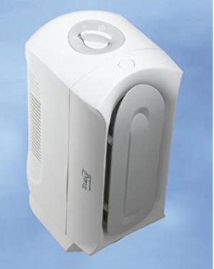 Hamilton Beach TrueAir Air Purifier for Home or Office with Permanent True HEPA Filter for Allergies and Pets, Ultra Quiet, White (04383A) for Sale in Las Vegas, NV