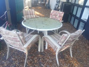 Patio furniture for Sale in Kissimmee, FL
