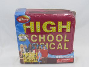 Disney High School Musical 2 CD Board Game for Sale in Spring Lake, NJ
