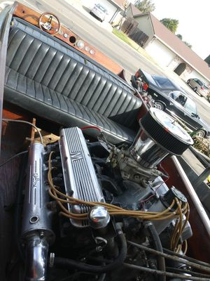 1958 Stevens V Drive 511big block Ford. Y block 1958to1963 for Sale in Lodi, CA