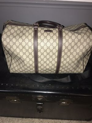 Authentic Vintage Gucci Duffle for Sale in Philadelphia, PA