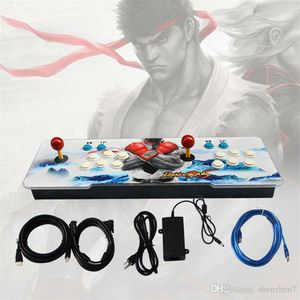 Pandora Box 7s Arcade Game Console Controller Kit Set Double Joystick Console for Sale in East Los Angeles, CA