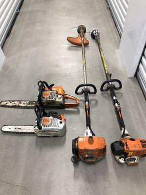 Stihl Chainsaw weed trimmer for Sale in Santa Ana, CA