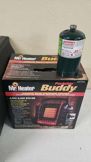Mr Heater portable buddy for Sale in Loris, SC