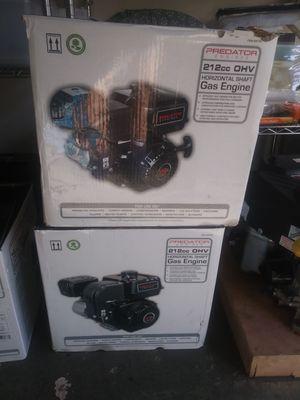 Horizontal Gas Motor 6.5 hp for Sale in Orlando, FL