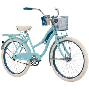 "HUFFY NEL LUSSO 24"" GIRLS CRUISER BIKE BLUE for Sale in Coral Springs, FL"