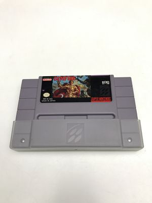 Gemfire Super Nintendo SNES for Sale in Snohomish, WA