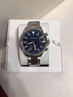 Original Michael Kors Access Gage Hybrid Smartwatch Men's Watch MKT4000 for Sale in Arlington,  TX
