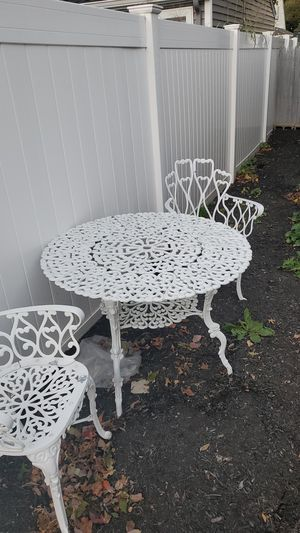 Outdoor patio set for Sale in Milford, CT