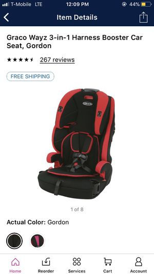 Graco wayz 3-1 car seat $45 each for Sale in Las Vegas, NV