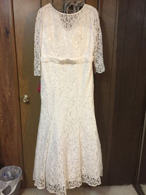 Wedding dress for Sale in Manassas Park, VA