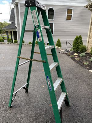 Werner ladder 6ft barely used for Sale in Cave Spring, VA