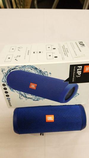 JBL Flip 3 Portable Bluetooth Speaker for Sale in Joliet, IL