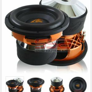 """12"""" Crescendos Subwoofer for Sale in Queens, NY"""