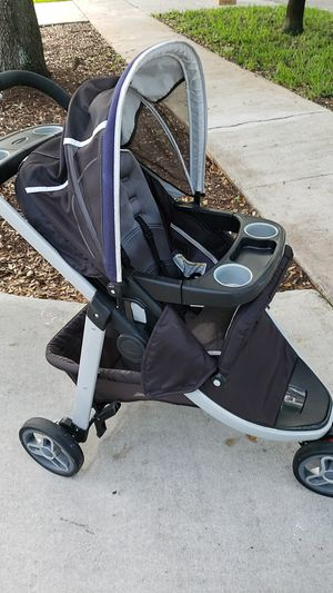 Graco click connect stroller/car seat system for Sale in Pembroke Pines, FL