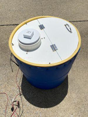Bait Tank - 30 Gallon - 360 GPH Rule Pump - Dannco Venturi for Sale in Nashville, TN