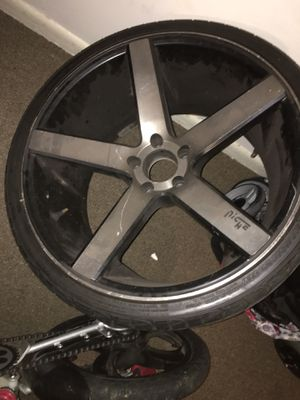 """20"""" Niche Rims (offset) for Sale in Fort Washington, MD"""