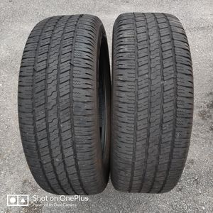 275/60R20 GOODYEAR WRANGLER SRA PAIR OF TIRES for Sale in Pembroke Pines, FL