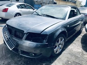 2004 Audi A4 * For Parts para Piesas for Sale in Hialeah, FL